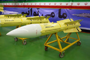 این موشک ایرانی که خواب آمریکا را آشفته کرده است |  جنگنده اف ۱۴ را کدام موشک ایرانی مسلح میکند؟