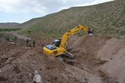 اجرای طرح آبرسانی پایدار به روستاهای مرزی درمیان