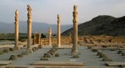 دریچه حیاط شرقی کاخ آپادانا کشف شد