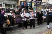 پویش «آرزوهای تهران» در عبدلآباد