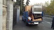 اسباب کشی بدون مجوز پلیس گلستان ممنوع شد