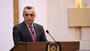 ویدئو | لحظاتی پس از ترور معاون اول رئیس جمهوری افغانستان