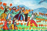 دیپلم افتخار نوازاگورا بلغارستان برای دو کودک بهبهانی