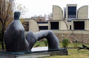 بازگشایی موزه هنرهای معاصر منوط به تصمیم ستاد کرونا | بازسازی ادامه دارد