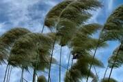 وزش باد شدید در ۱۵ استان ایران