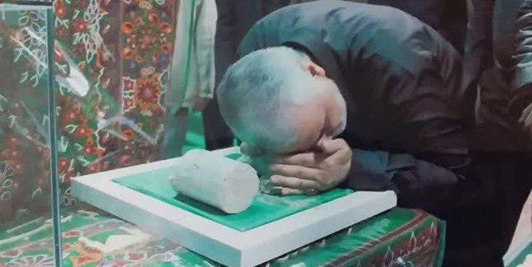 هدیه سردار سلیمانی برای رهبر انقلاب