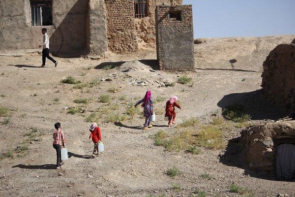 بیآبی روستاها