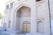 دستور مقام قضایی و اتمام عملیات مرمت یک بنای تاریخی