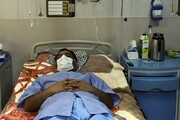 ۲۵ نفر از کارکنان مرکز لرزهنگاری آبدانان ایلام مسموم شدند