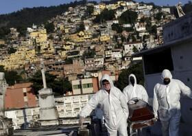 بهزودی؛ ۱۰۰ هزار مرگومیر کرونا در هفته   وضعیت کرونا در جهان پیچیده شده