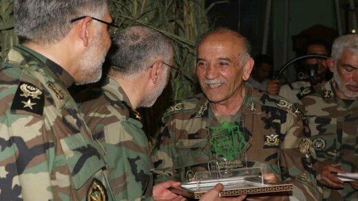 احمد ترکان /  دفاع  مقدس  /  جنگ  /   ارتش  / توپخانه