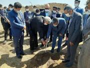 تامین آب آشامیدنی ۲۱ خانوار عشایر طرود شاهرود