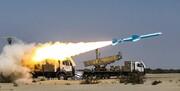 لحظه شلیک موشک قادر را ببینید | حرکت جالب فرمانده نیروی دریایی ارتش