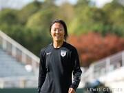 فوتبالیست زن ژاپنی عضو تیم مردان شد