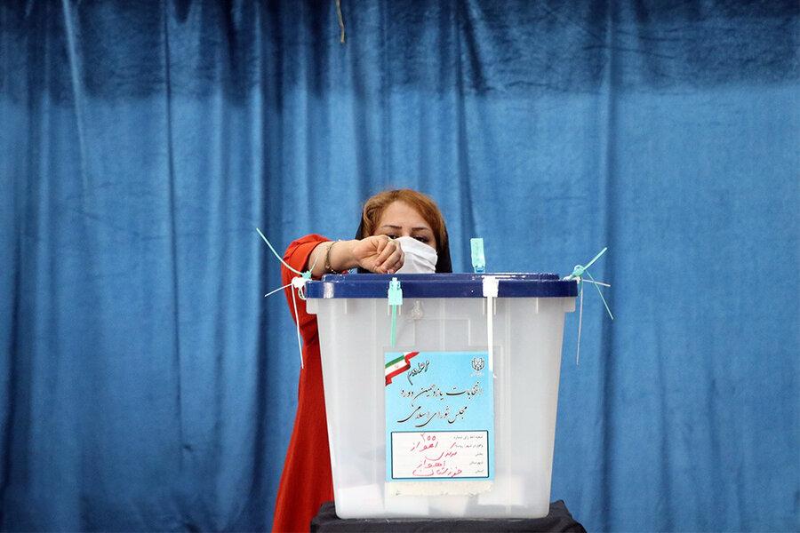 انتخابات مجلس سال 99  / رای گیری