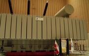 رونمایی از بزرگترین ترانسفورماتور ساخت ایران با حضور وزیر دفاع