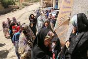 تصاویر | اردوی جهادی پزشکی در مناطق عشایرنشین شیروان