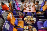 تصاویر | این رستوران غذای هواپیما سرو میکند