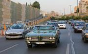 تصاویر   ارزشمندترین خودرو کلاسیک در تهران   با پونتیاک GTO مدل ۱۹۶۸ آشنا شوید