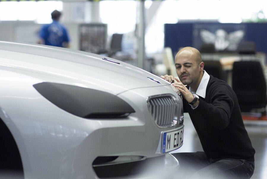 طراح خودرو - BMW - نادر فقيهزاده