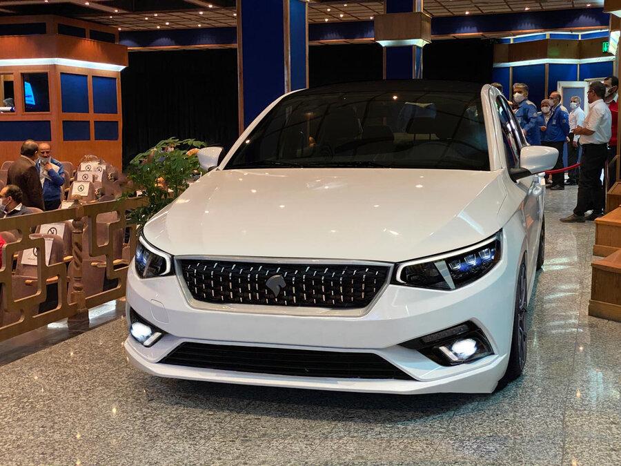 K132 فیس لیفت - ايران خودرو - ماشين
