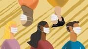 آیا ماسک زدن باعث کاهش اکسیژن یا افزایش دیاکسید کربن خون میشود؟