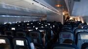 روش جالب یک مرد بریتانیایی برای خودداری از ماسک زدن در هواپیما