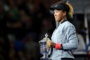 عکس   تنیسور ژاپنی برای دومین بار قهرمان رقابتهای تنیس آزاد آمریکا شد