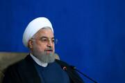 روحانی: آقای آمریکا ما منفی ۲۵ نیستیم | این رقم منفی شما و دوستان شماست
