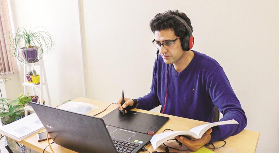 آموزش مجازي دانشگاه