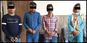 بازداشت مردی که در مشهد رانندگان را با طعمه قرار دادن همسر خود خفت میکرد