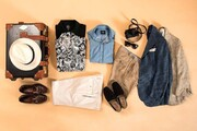تصاویر | اگر در انتخاب لباس مشکل دارید روش جالب «کمد کپسولی» را حتما امتحان کنید