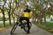 همسفر با دوچرخه
