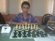 علت درگذشت شطرنجباز نوجوان شهررضایی مشخص شد
