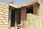 ۴۰۸ واحد مسکونی در مناطق سیلزده سیروان در حال ساخت است