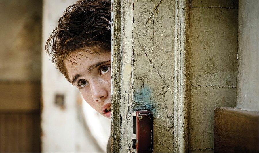 روحالله زمانی، بازیگر نوجوان فیلم «خورشید»