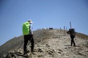 هدایت گردشگران در کوهستان