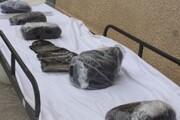 کشف ۶۹۶ کیلوگرم مواد مخدر در عملیات پلیس رابر