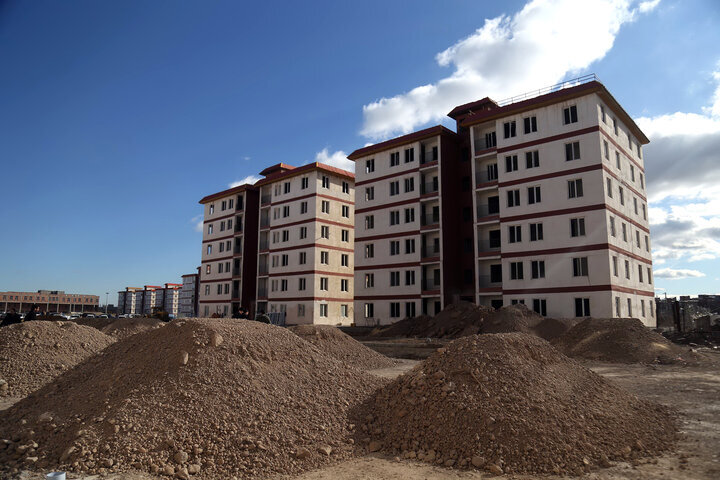 مسکن - آپارتمان