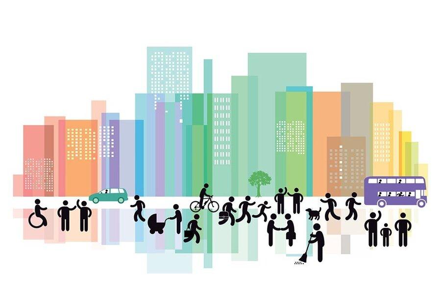 مشارکت شهروندان در پروژههای شهری
