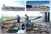 نخستین پرواز لار به دوحه پس از ۶ ماه تعطیلی انجام شد