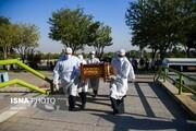 تشییع چهارمین پزشک مدافع سلامت اصفهان
