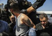 تصاویر | در محله گرداندن اراذل و اوباش تهرانپارس |  رئیس پلیس تهران: گردن گردنکشان را خواهیم شکست