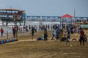 ساحل سیترای نوشهر؛ ورود کرونا با خودرو ممنوع