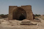 تصاویر | آبانبار قدیمی سنادره ؛ یادگار اوایل دوره پهلوی