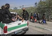 تصاویر | اراذلگردانی در تهرانپارس | اولتیماتوم شدید پلیس به اخلالگران نظم عمومی