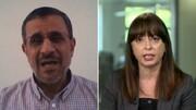 واکنشها به مصاحبه احمدی نژاد با رادیو فردا | کنایه آشنا به احمدینژاد با هشتگ عملیات روانی