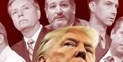 نامه سناتورهای آمریکا به ترامپ علیه ایران   کل بخشهای مالی ایران تحریم شوند