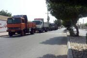 هشدار دادستان برای تشکیل کمیته ساماندهی کامیونهای حمل شهری بندرعباس