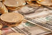 بی توجهی سکه به نزول اونس طلا | ریسک خرید دلار بیشتر است یا سکه؟